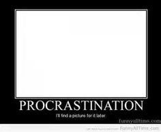 "a humorous speech against procrastination Procrastination has become one of the biggest challenges for professionals and individuals alike in managing time the word procrastination comes from the latin word, 'pro' meaning ""in favour of"" and 'cras' meaning ""tomorrow."