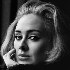 Adele by Alasdair McLellan for 'i-D Magazine' (2015)