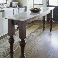 1000 Ideas About Tall Kitchen Table On Pinterest