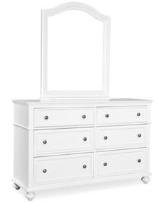Roseville Kids Bedroom Furniture, 6 Drawer Dresser | macys.com