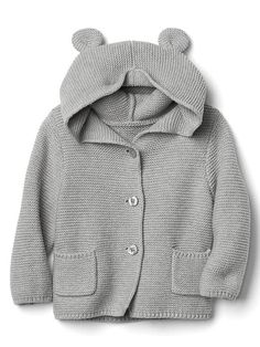 Find a cozy collection of baby girl sweaters, sweatshirts, hoodies and cardigans from Gap. Baby Outfits, Girls Summer Outfits, Newborn Outfits, Carters Baby Clothes, Carters Baby Boys, Babies Clothes, Babies Stuff, Bebe 1 An, Cool Kids Clothes