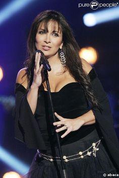 Hélène Ségara is a French beauty.