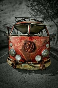 44 Best Ideas Old Cars Vintage Volkswagen Vw Bus Volkswagen Bus, Volkswagen Transporter, Vw T1 Camper, Vw Caravan, Vw Kombi Van, Campers, Vw Bus For Sale, Combi Ww, Vw Camping