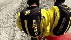 skydiving gif