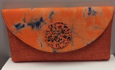 Afrocentric Clutch  Handmade in Kenya Fair Trade.  ORIGINAL CULTURE