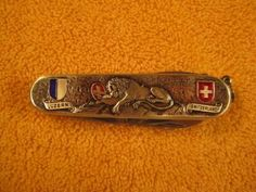 Commemorative Spartan for the Lion Monument in Luzern - page 2 - Swiss Army Knights Forum - Multitool.org