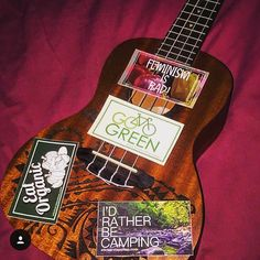 Perfect Place for Stickers! @annetteleah  #organic #camping #green #gogreen #feminism #feminist #guitar #uke #music #musician #inspiration #instadaily #instamood #instalike #instagood #sticker #stickers #stickerart #stickerbomb #stickerline #stickerporn #stickerslap #stickerslaps #cool #color #colorful #vsco #vscocam