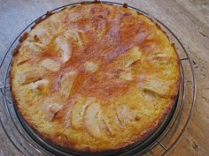 Varomeando: Pastel manzana con corteza de azúcar ༺✿Teresa Restegui http://www.pinterest.com/teretegui/✿༻