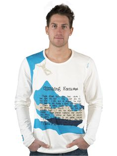 Chillaz | Longsleeve Cult | Climbing Clothing | Print Excuses Climbing Clothes, Hoodies, Sweatshirts, Long Sleeve, Clothing, Sweaters, Mens Tops, How To Make, T Shirt