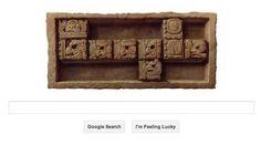 Mayan Google Doodle