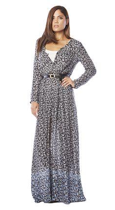 φλοραλ chemise φόρεμα