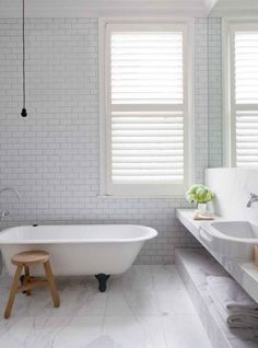 hecker guthrie bathroom vogue living black and chrome together in light space Light Grey Bathrooms, Black White Bathrooms, Grey Bathroom Tiles, Bathroom Renos, Laundry In Bathroom, Bathroom Flooring, Beautiful Bathrooms, Small Bathroom, Kitchen Tiles