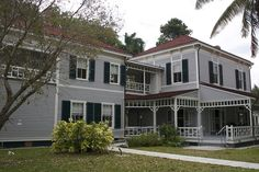 Edison's Main House by The Beaches of Fort Myers & Sanibel, via Flickr