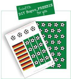 kukuwaja: FREEBIE for you - Für alle Fußballfans und passend zur Fußball EM