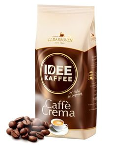 IDEE Cafe Crema 1000 g Bohne | online kaufen bei Gourvita
