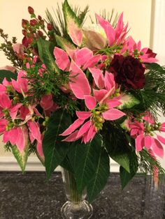Using Poinsettias as a cut Flower http://thegardendiaries.wordpress.com/2013/12/22/poinsettia-history-and-legends/