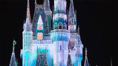 Behind the Scenes at Cinderella Castle's 'Castle Dream Lights' at Magic Kingdom Park