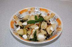 » Insalata di pasta zucchine e menta Ricette di Misya - Ricetta Insalata di pasta zucchine e menta di Misya