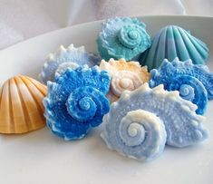 these soaps are gorgeous.