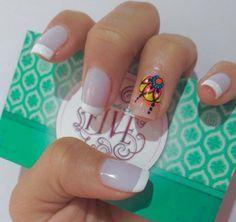 Elegant Nail Designs, Nail Art Designs, Perfect Nails, Gorgeous Nails, Cute Nails, Pretty Nails, Hair And Nails, My Nails, Hello Nails