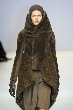 Visions of the Future: RICK OWENS FW 2007