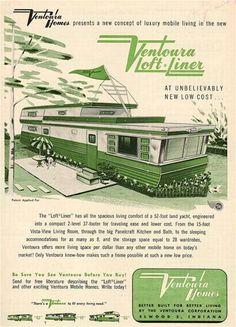 "Ventura ""Loft Liner""Ad...double decker"