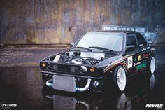 #BMW_M3_E30 #Modified #Drift #Custom #Stance
