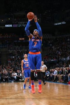 Carmelo Anthony: 'It comes a point in time when you have to believe in something'