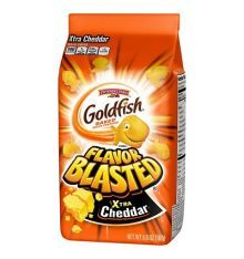 Pepperidge farm crackers goldfish au cheddar EXTRA