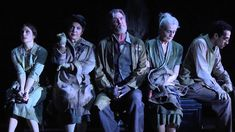 Opening Night on Broadway | THE VISIT a New Musical