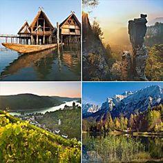 16 fantastische Naturerlebnisse in Deutschland