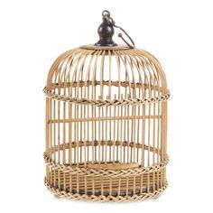 Διακοσμητικό κλουβί από μπαμπού - Αξεσουάρ Διακόσμησης - Διακοσμηση | Zara Home Ελλάδα