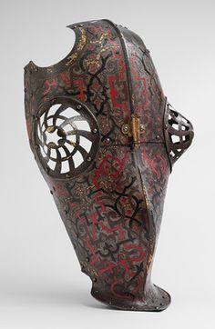Horse helmet, 1510 - 1567, Germany