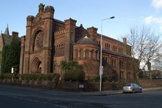 The Synagogue of the Liverpool Old Hebrew Congregation