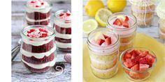 Regala un pastel en tarrito en tu boda, ¡originalmente dulce!