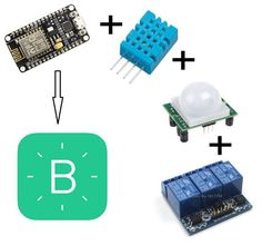 Simple Home Automation With Blynk
