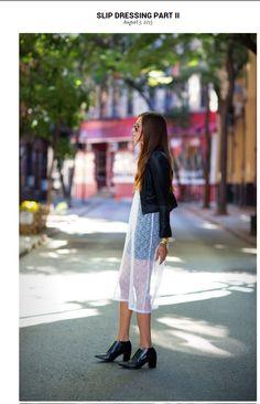 Danielle Bernstein of We Wore What wearing Tibi s Billie boot. Street Chic 05c75ed7f780