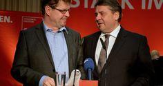 Stegner und Kahrs wollen mit der SPD nur in eine Regierung gehen, wenn ihre Forderungen erfüllt werden. Drei oder vier Grundbedingungen werden gestellt, die zu erfüllen sind, sonst gibt es keine Koalition. – Die SPD sollte besser keine Gedanken mehr an eine Regierungsbeteiligung verschwenden, meinen wir.