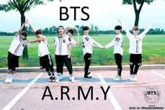 Ohhhhh...we love you BTS...if i have more money i think the first i like to go is in South Korea to see the all members of my BIAS..!!...i love you b`ts...we are always here for  BTS..<3 ~Armies