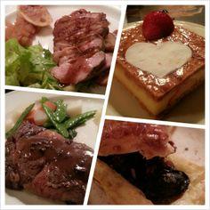Paul Taipei, Steak, Breakfast, Cake, Places, Desserts, Food, Banana, Morning Coffee