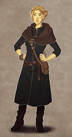 """silreinah: """""""" Anrien, the Altmer mage who is more nord than she is mer. """" School…"""
