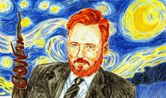 Conan Starry Night - Coco MoCA @ TeamCoco.com
