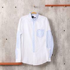 camisa mavi branca - camisas mavi