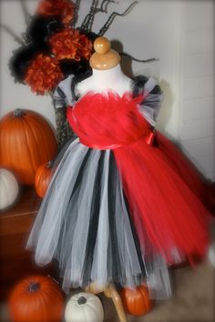 Arrrgghh Matey Girls Pirate Tutu Dress Costume. $50.00, via Etsy.