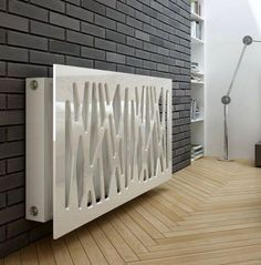 металлические экраны для батарей 04 Interior Design Kitchen, Interior Decorating, Modern Radiator Cover, Old Radiators, Homemade Modern, Partition Design, Diy Home Crafts, Bedroom Colors, Design Case