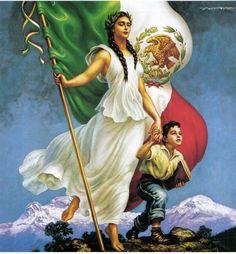 Hoy celebramos el Día de la Bandera. El festejo, que fue instituido  durante el gobierno del Presidente Lázaro Cárdenas en el año de 1940...