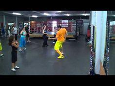 Prrum - Cosculluela Feat Wisin & Yandel - Reggaeton Fitness - Crazy Sock TV w Bradley
