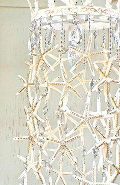 nautical diy chandelier - Google Search