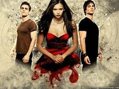 I love this show :) Its called the vampire diaries <3