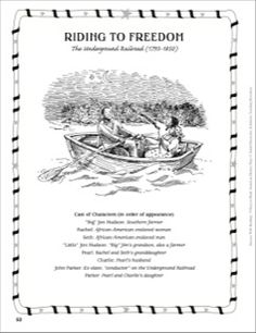 Tea Overboard (The Boston Tea Party, 1773): An Easy-to